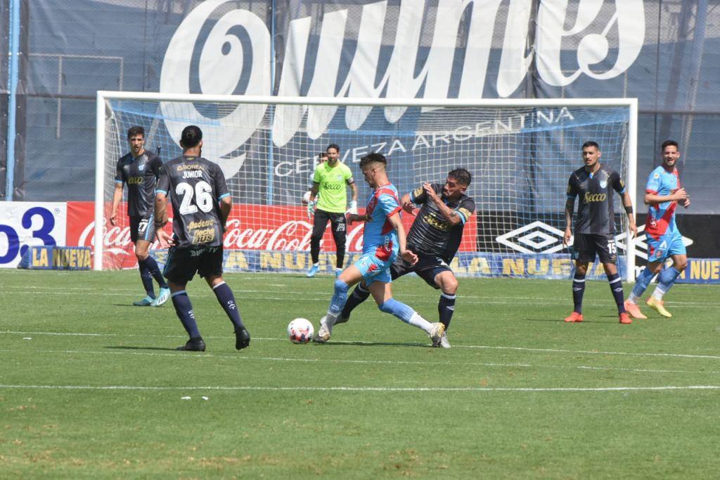 Atlético Tucumán y Arsenal igualaron 0-0