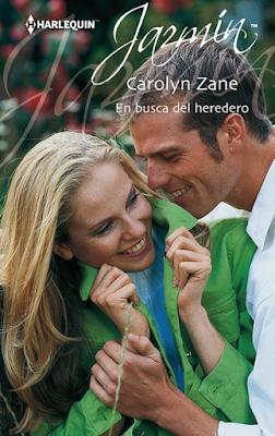 Carolyn Zane - En Busca del Heredero