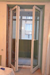 Польская балконная дверь