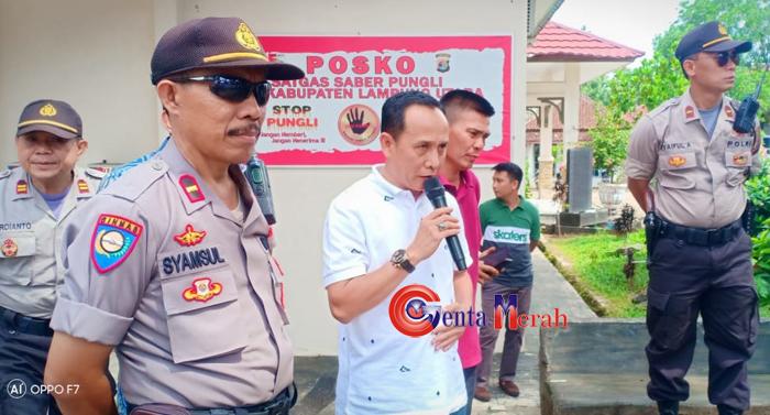 Inspektorat Lampura Berjanji Usut Tuntas Dugaan Wajib Setor DAK & Bimtek Kades