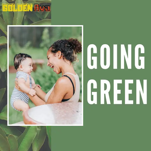 SuperMom! Going Green