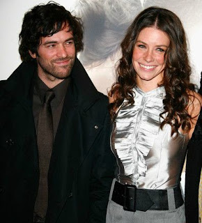 Evangeline Lilly's ex-husband Murray Hone