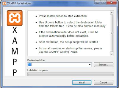 Cara Instal Xampp Untuk Mengembangkan Aplikasi Web