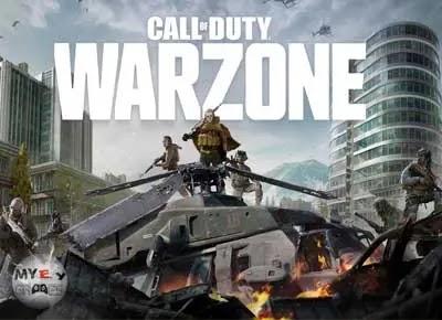ثانيا لعبة Call of Duty Warzone