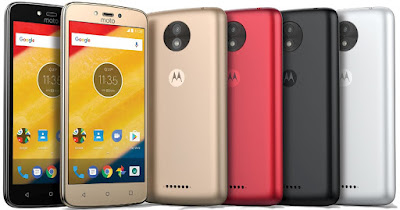 Moto C and Moto C Plus Specifications Leaked