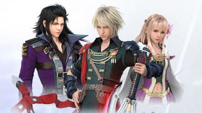 تحميل لعبة Final Fantasy Brave Exvius للموبايل اندرويد و ايفون
