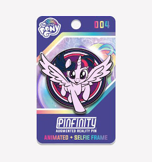 My Little Pony Twilight Sparkle AR Pin by Pinfinity