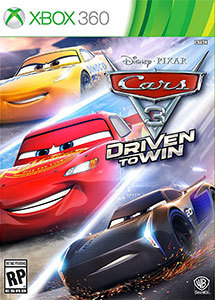 Disney Pixar Cars 3 Driven To Win PT-BR Xbox 360 Torrent