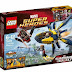 LEGO Marvel Starblaster Showdown di 2014