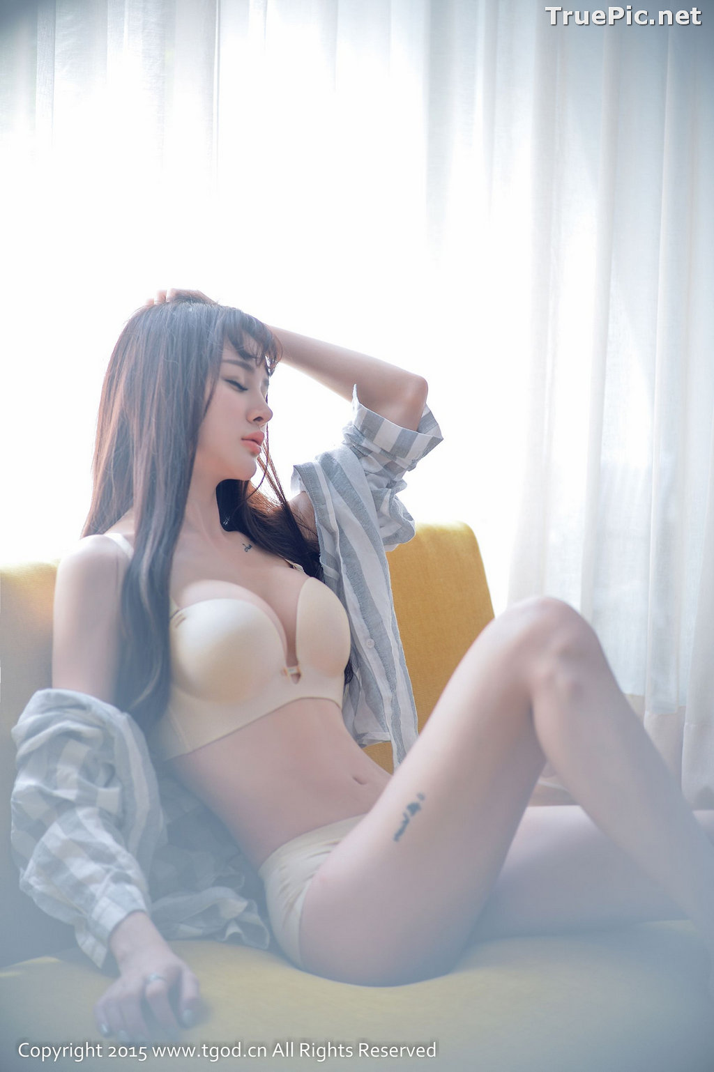 Image TGOD 2015-11-10 - Chinese Sexy Model - Cheryl (青树) - TruePic.net - Picture-7