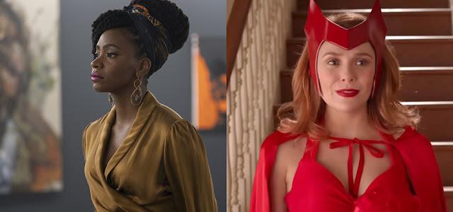 Trailer de 'WandaVision' revela Teyonah Parris como Monica Rambeau