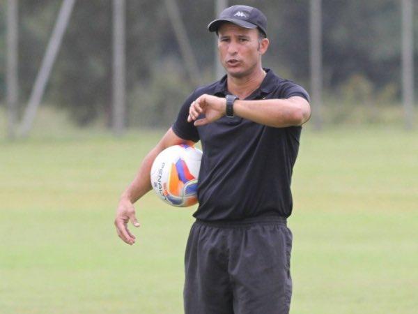 Leonardo Cupertino pode ser o novo preparador físico do Vasco