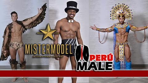 Mister Model International 2017 / 2018   National Costumes