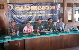 Pemkab Bojonegoro Siapkan Anggaran 1,7 Milyar Untuk Program TMMD