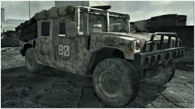 Call of Duty wins trial for use of unlicensed vehicles