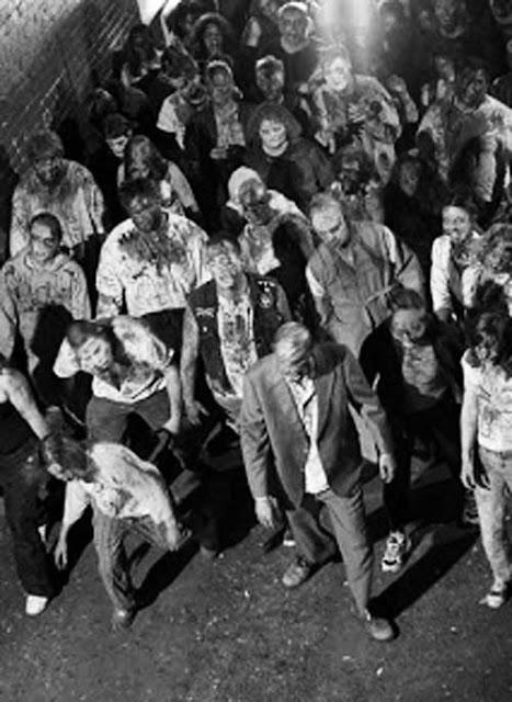 Zombie adalah sebutan untuk mayat hidup dalam sistem kepercayaan Voodoo orang Kreol dan A Sejarah Adanya Zombie (Voodoo)