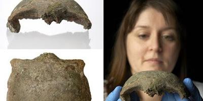 Βρέθηκε νεολιθικό κρανίο στις λάσπες του Τάμεση