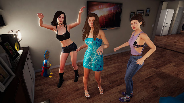 House Party PC Game