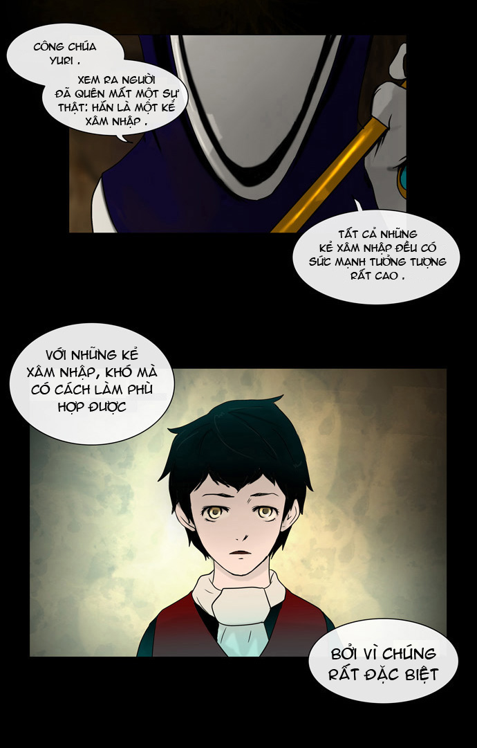 Tower of God chapter 2 trang 27