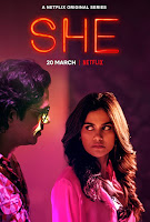 (18+) She Season 1 Complete [Hindi-DD5.1] 720p HDRip ESubs Download