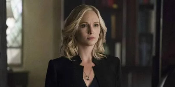 Caroline Forbes In The Originals