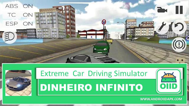 Extreme Car Driving Simulator – APK MOD HACK – Dinheiro Infinito