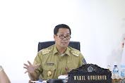 Wagub Kandouw Paparkan Proyek Prioritas Sulut ke Menteri PPN Suharso Monoarfa
