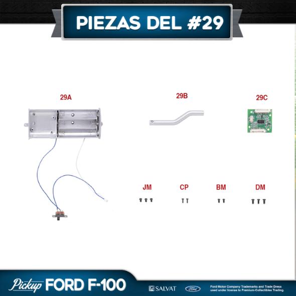 Entrega 29 Ford F-100