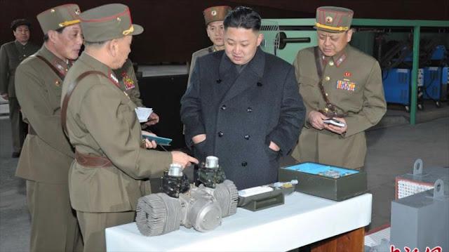 Pyongyang burla sanciones y adquiere motores fabricados por EEUU