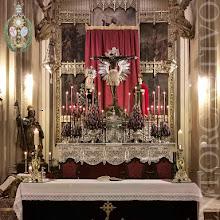 Cultos en Honor al Santo Cristo de Santiago, Patrono de Utrera