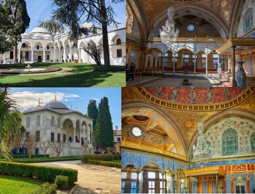 Topkapi palace_Tempat wisata di Turki