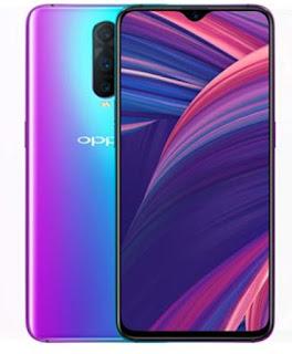 Handphone OPPO R17 Pro