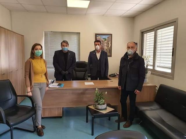 Νοσοκομείο Αργολίδας: Παρεαδόθηκε το μηχάνημα που ανιχνεύει τον κορωνοϊό