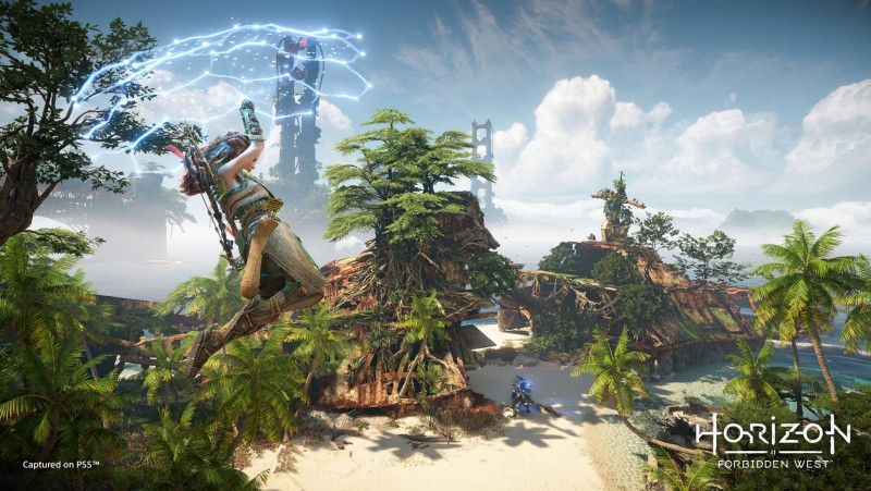 Horizon Forbidden West has neither confirmed nor denied the ability to fly. Beta stage reached