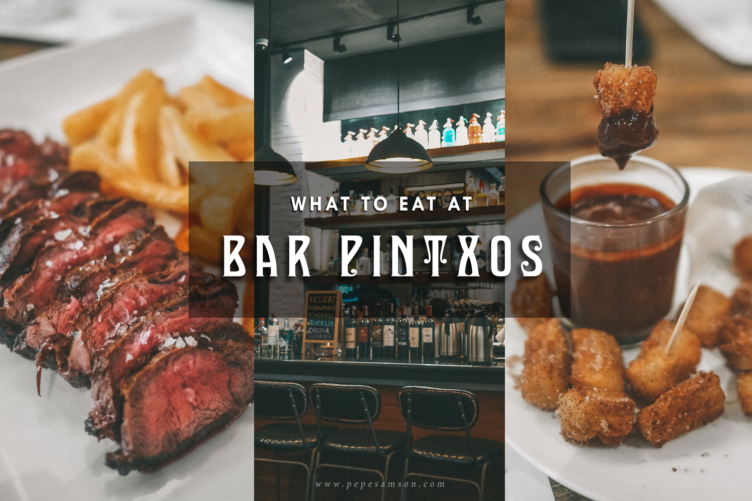 Bar Pintxos: 12 Things to Try