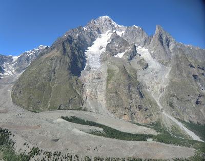 Mont Blanc Tour del Mont Blanc
