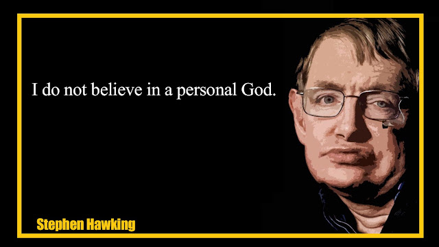 Not only does God play dice Stephen Hawking quotes