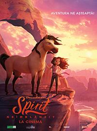 Spirit neîmblânzit Filme de animatie online dublate in romana