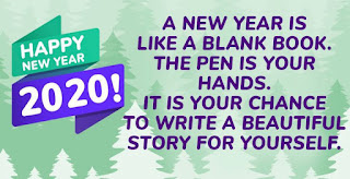 Happy New Year 2020 Greetings images Download