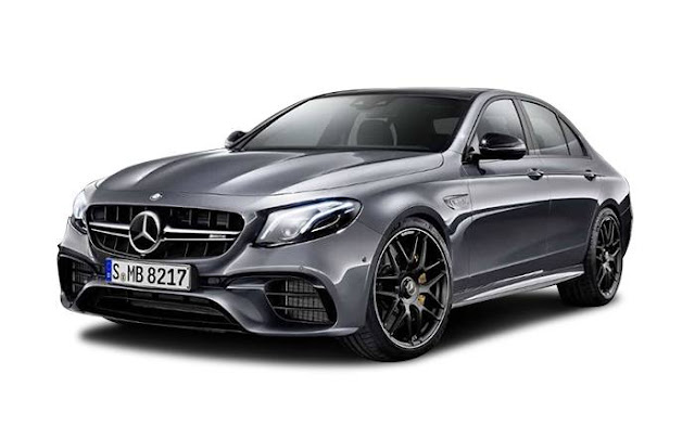 New 2018 Mercedes-AMG E 63 S 4MATIC+ premium car