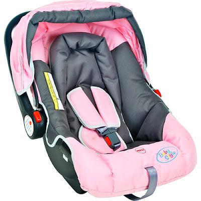 Proteção para bebês - Bebê conforto ou cadeirinha