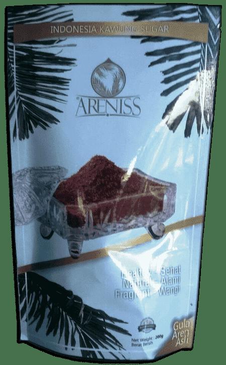 Gula Semut Aren Areniss 200 gr (ASP200)