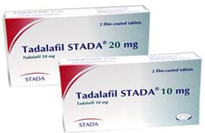 Tadalafil tablet