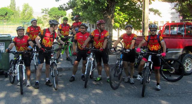 Machoteros en Bici - AlfonsoyAmigos