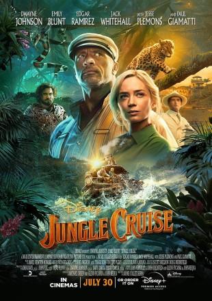 Jungle Cruise 2021 English Movie Download || HDRip 720p