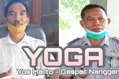 Yoga Jilid III, Duet Yos Marto - Gaspar Nanggar Santer Didiskusikan