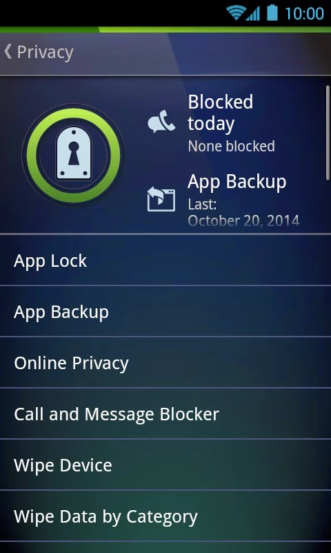 AntiVirus PRO Android Security v4.4.2