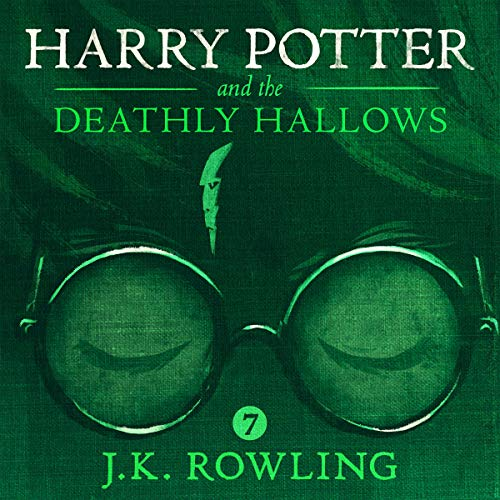 Harry Potter and the Deathly Hallows, Book 7 Audiobook By: J.K. Rowling