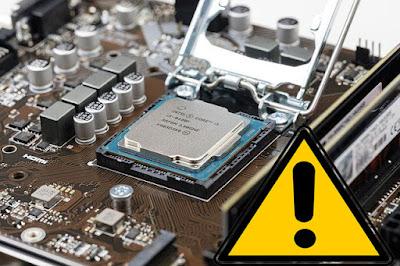 6 Signs of CPU Failure | CPU (Processor) Failure Symptoms