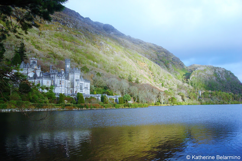 Kylemore Abbey Things to See in Ireland Road Trip Itinerary